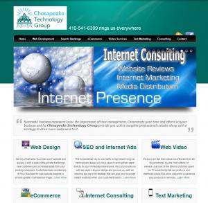 Old CTG website